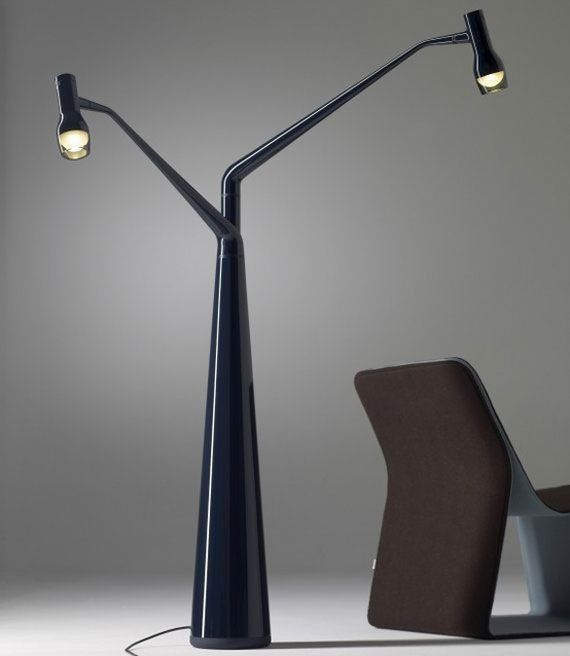 Modern and vintage floor lamp designs to decorate and light your room