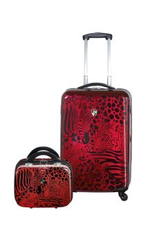 ideeli   heys luggage sale....@Carey Barlow Heyden...Thanks for posting.  Aren't these cute?  My little bags have fallen apart, an I love these.