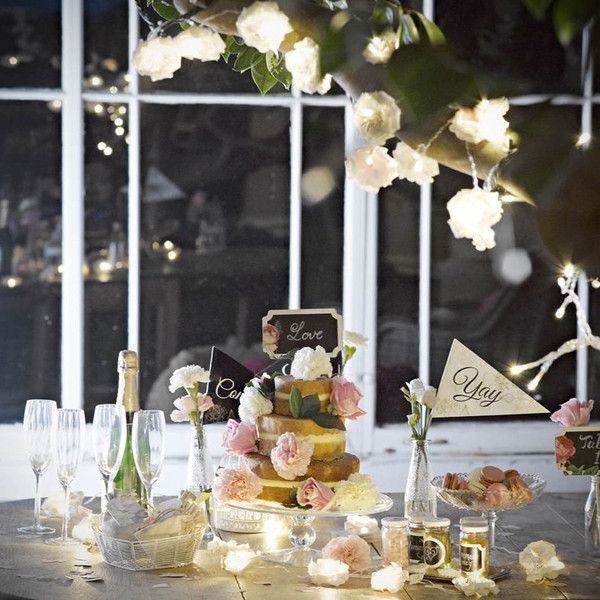 Talking Tables UK Blossom Flower Lights - Le Petite Putti Toronto Canada