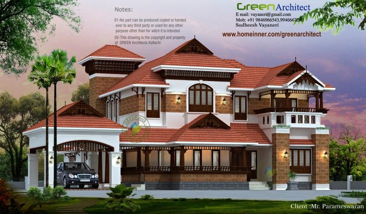 Homeinner today features a special traditional nalukettu for Modern nalukettu house plans