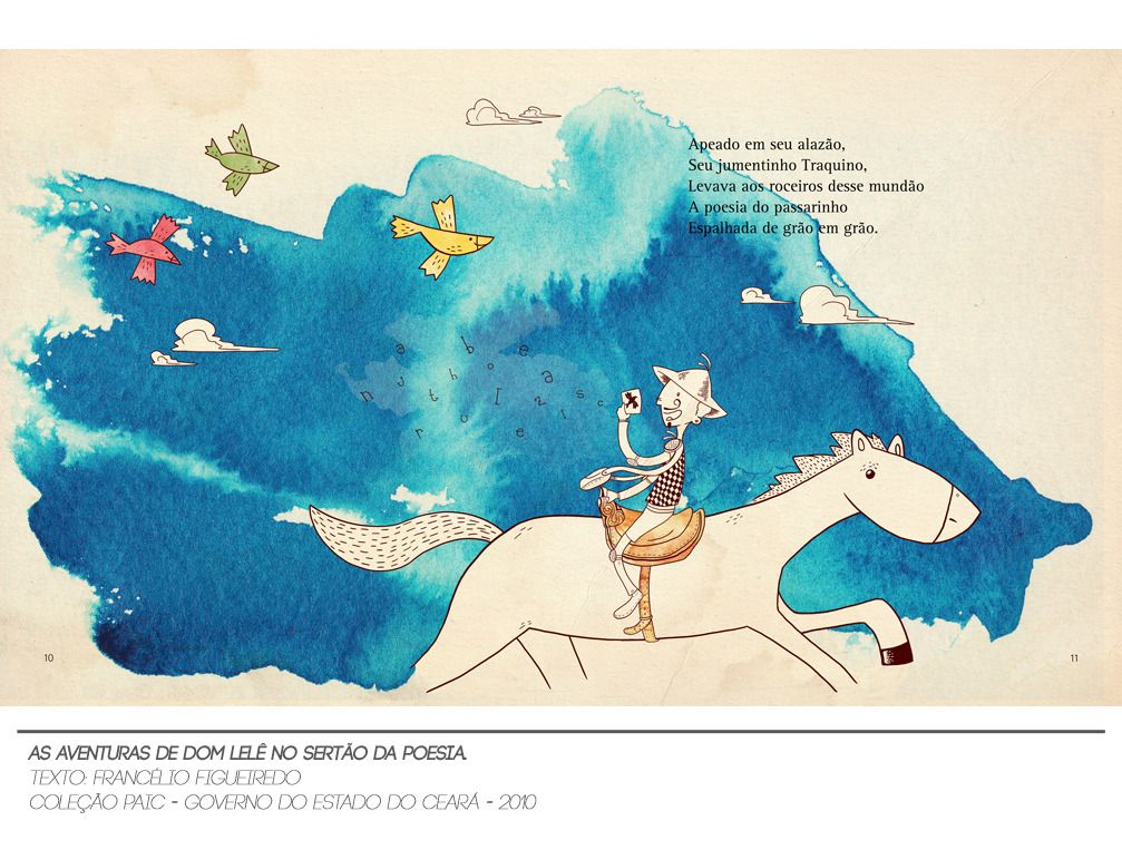 LIVROS - Henrique Jorge O Ilustra    Lovely children's illustration inspiration!