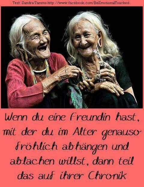 Freundschaft Bild Von Sabine Katzer Freunde Zitate Witzige