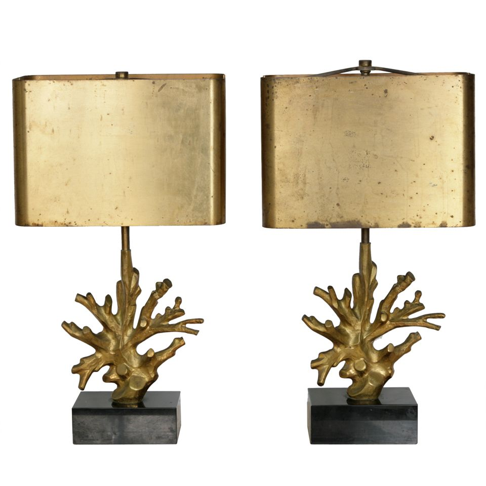 Imax bf carey table lamp hautelook - 1stdibs A Pair Of Maison Charles Coral Lamps By Jacques Charles Explore Items From 1 700