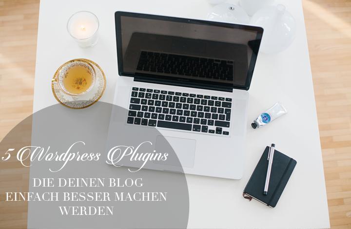 wordpress-plugins-fuer-einen-besseren-blog  #wordpress #pluigns #blog