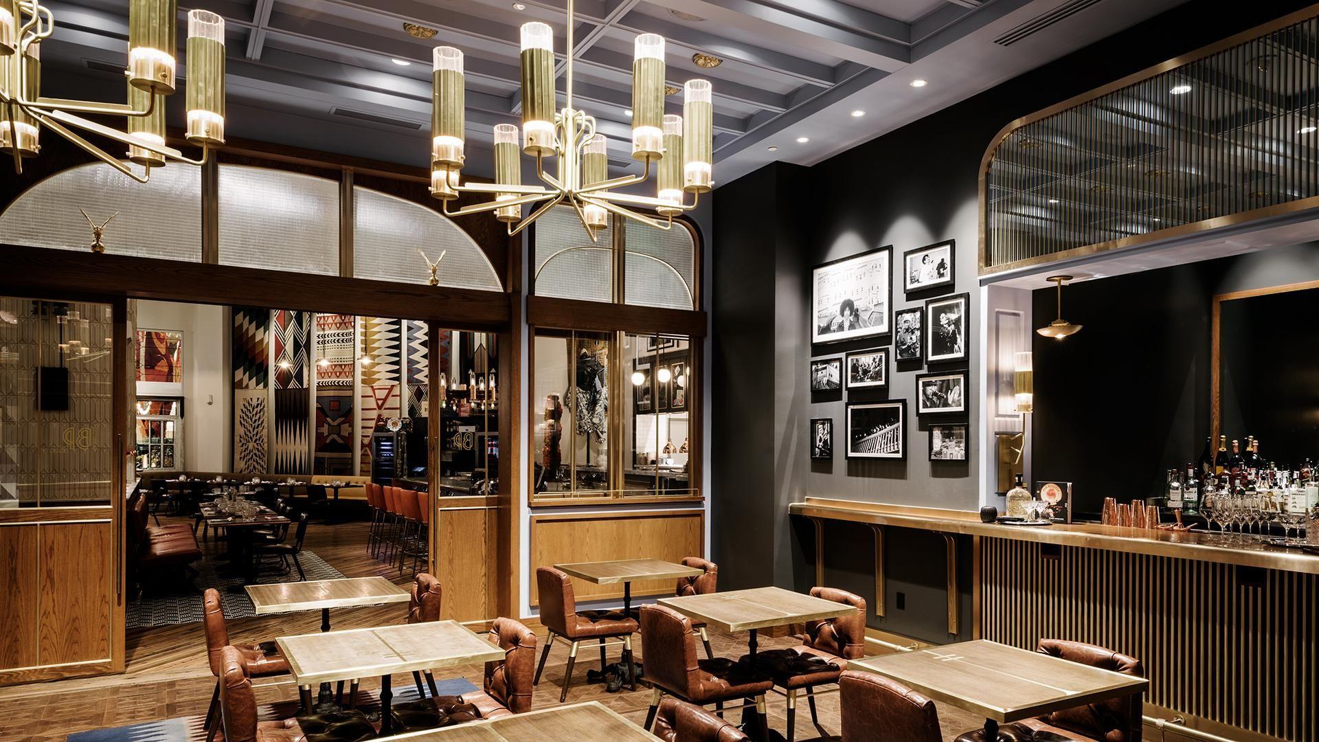 Best Restaurant Interior Design Trends For 2017 Com Imagens