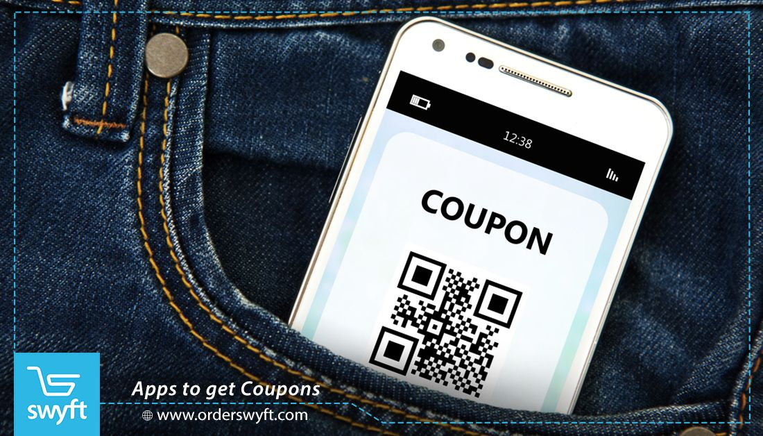 Apps To Get Coupons Shopping Coupons Snack Delivery Delivery App