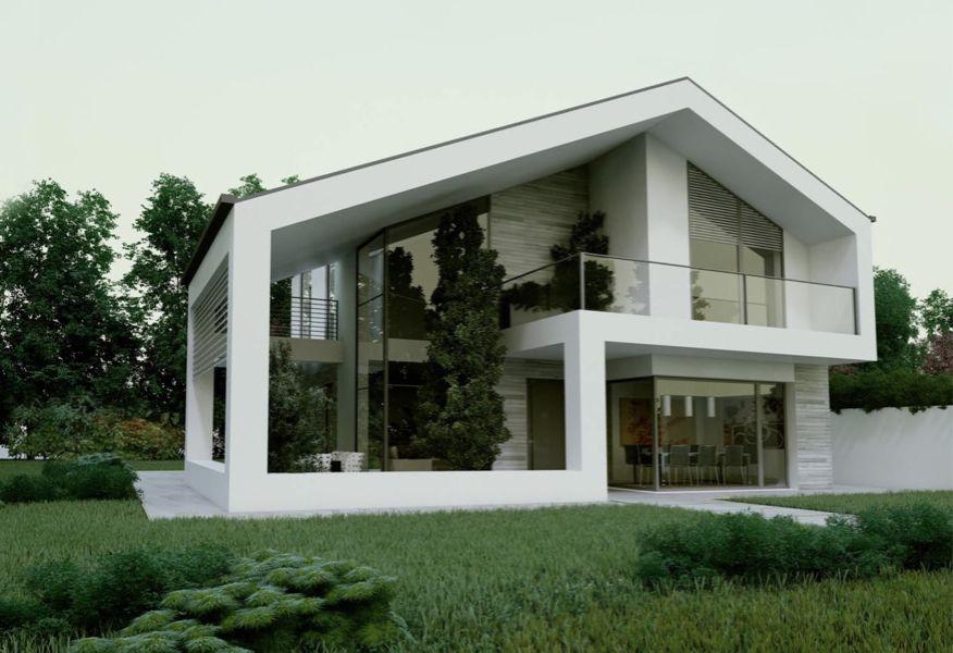 Esterni gallery barra case prefabbricate in - Abitazioni moderne ...