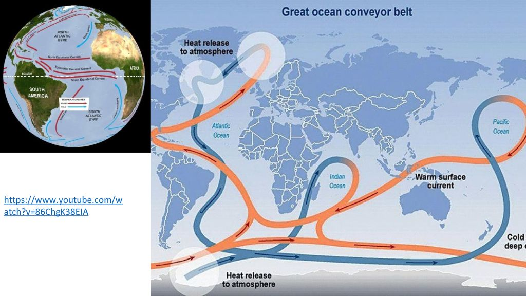 Cenozoic Hothouse To Icehouse Pptx Hothouse Ocean Current Cold