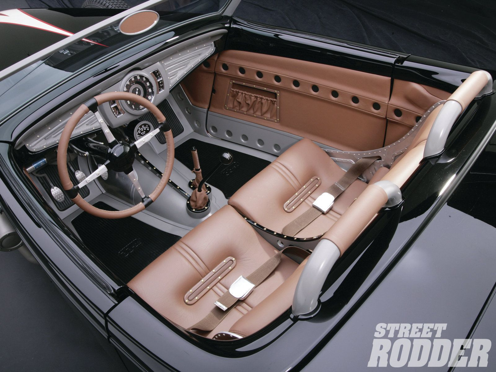 The American Speed Companys Speed33 Interior Bomber Seats
