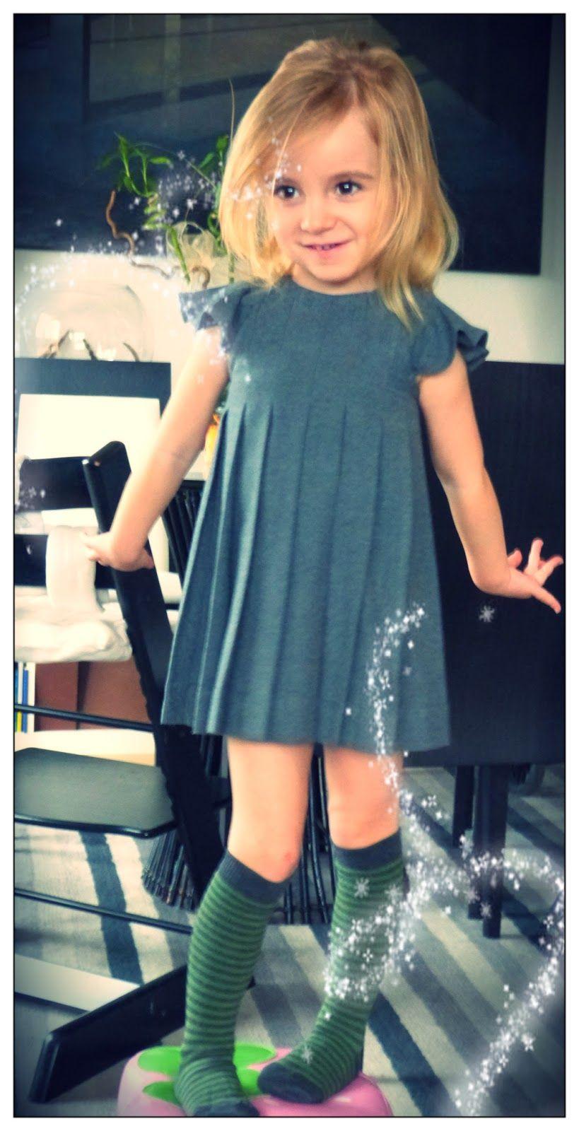 a5e6c438e119 No sin Valentina <3 | Cutie pie | Ropa para niñas, Vestidos para ...
