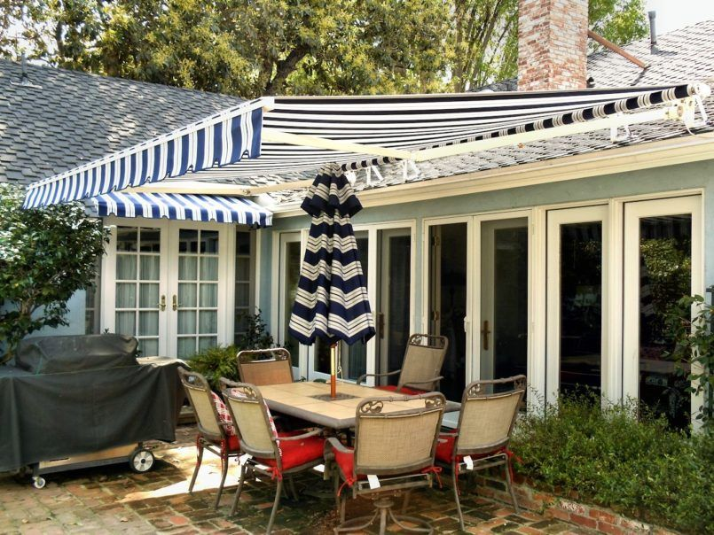 Exterior Price Of Retractable Awning With Cost Also Motorized And
