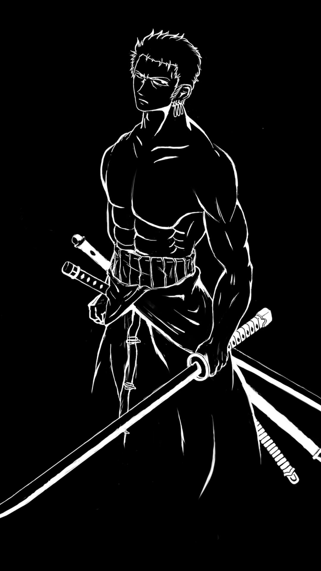 100 Black Wallpaper In 2021 Zoro One Piece One Piece Wallpaper Iphone Zoro Iphone one piece black and white