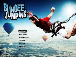Bungee jumping is on my bucket list