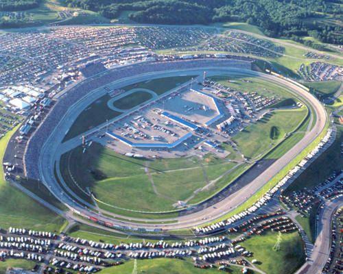 Kentucky Speedway Nascar Nascar Race Tracks Speedway