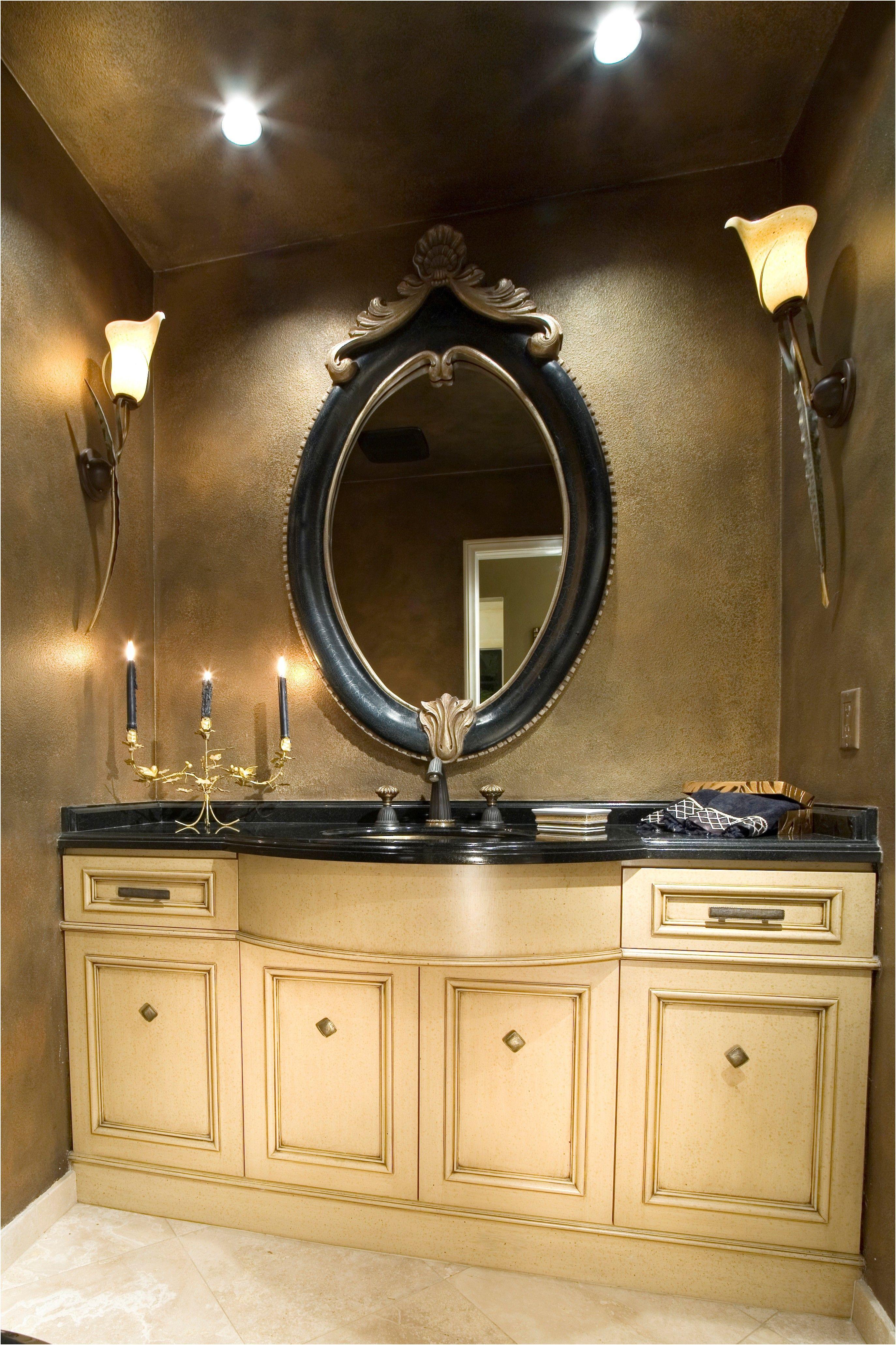 Elegant Western Bathroom Light Fixtures