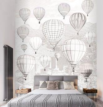 Carta Da Parati Mongolfiere Fornasetti.Carta Da Parati Luxury In 2019 Home Decor Wall Decor Wall Tapestry