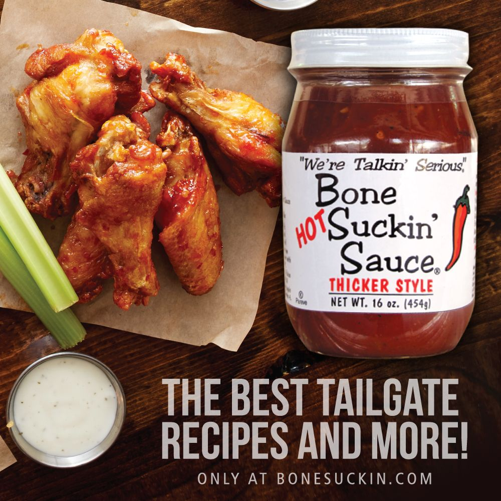 The best tailgate recipes and more! Only at http://bonesuckin.com/BSS-Recipes/category/game-day/ #tailgate #wings #football #glutenfree