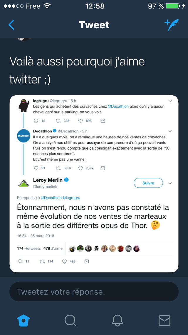 Epingle Par You Know Who Sur Tweets Cravache Decathlon Humour