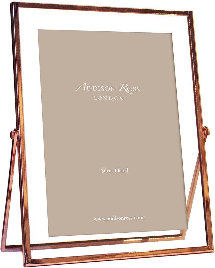 Rose Gold & Glass Photo Frame | Homewares and Furniture | Pinterest ...