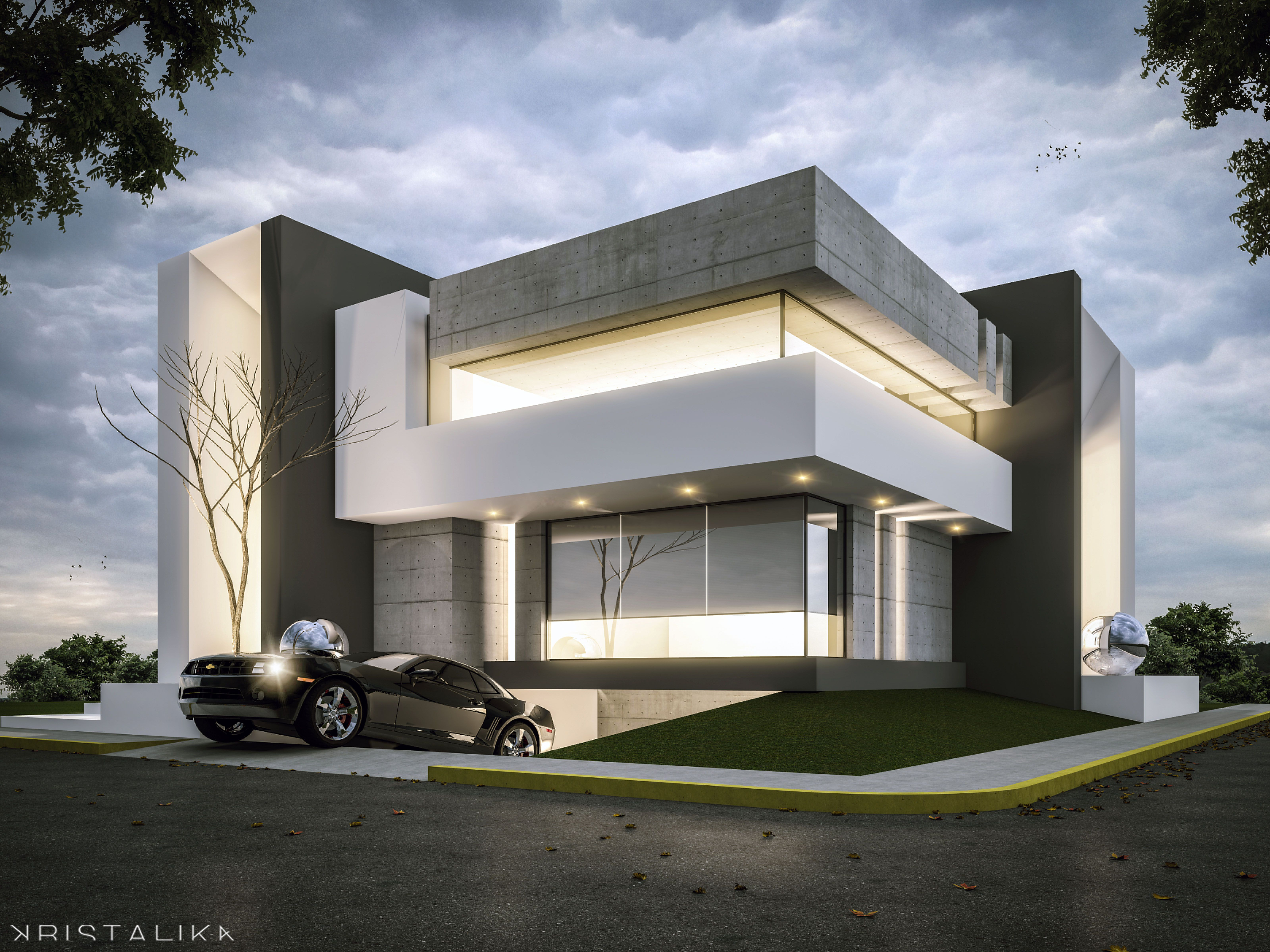 Jc house contemporary house design architectural Drawing modern houses
