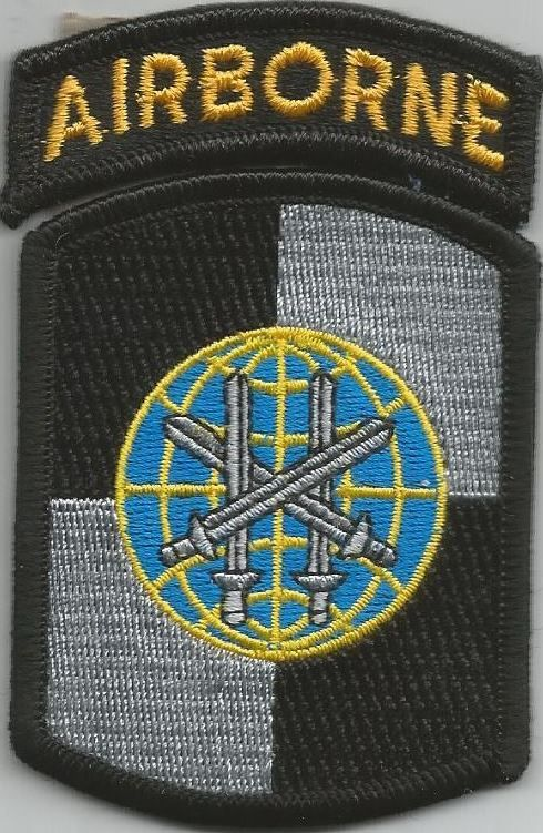 U S Army Special Operations Command Joint Special Special Forces Patch