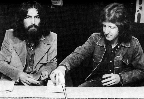 Image result for badfinger with george harrison