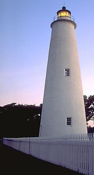Ocracoke Lighthouse | Ocracoke, North Carolina