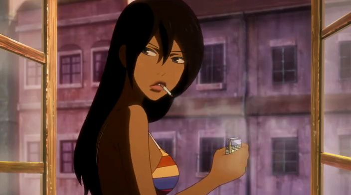 Michiko to hatchin (With images) Cartoon profile