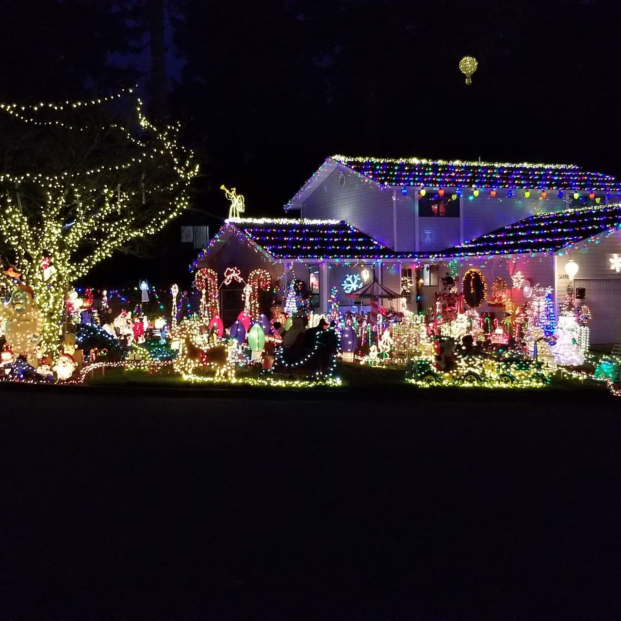 Where To Find Christmas Lights In Vancouver And Surrounding Areas Christmas Lights Holiday Lights Christmas
