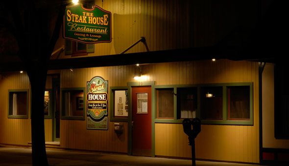 The Steak House Is A Full Service Restaurant Located On Main Street In Downtown Wellsboro Pa Wellsboro House And Home Magazine House Restaurant