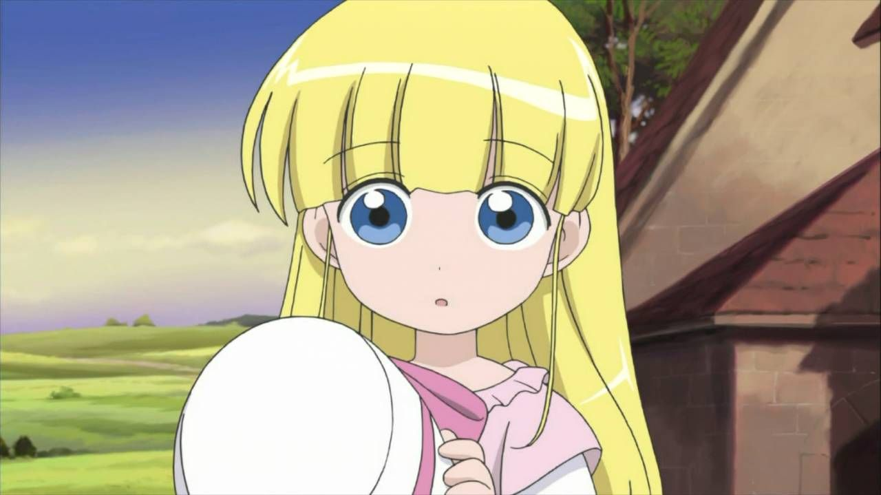 Young Cosette From Shoujo Cosette Les Miserables Anime Yandere Anime Les Miserables