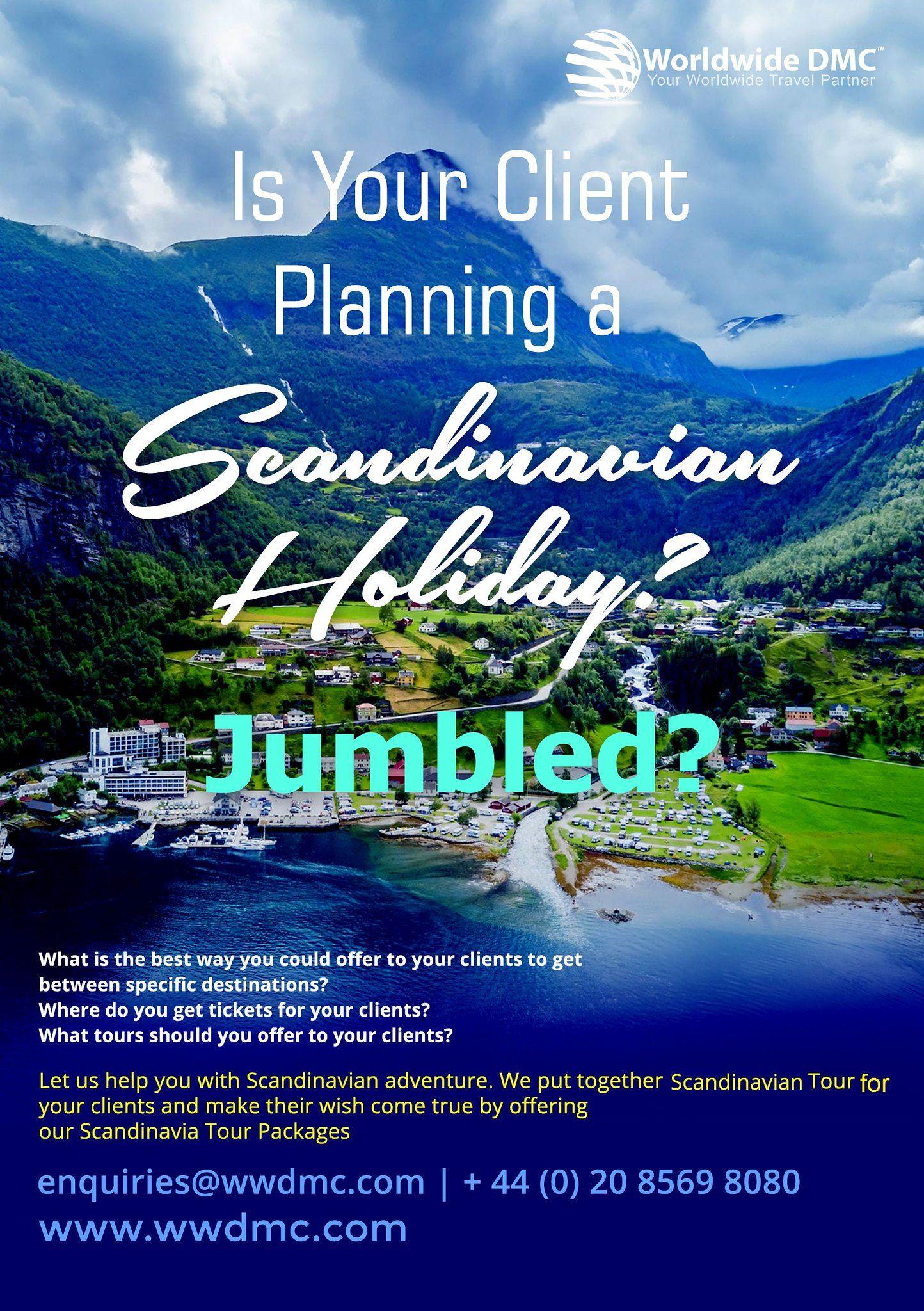 Scandinavia Dmc Norway Sweden Denmark Iceland Finland Worldwide Dmc Europe Tours Worldwide Travel Scandinavia