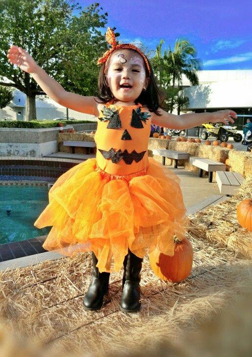 Pumpkin Tutu costumes for Toddler DIY DIY Children Costume Ideas - toddler girl halloween costume ideas
