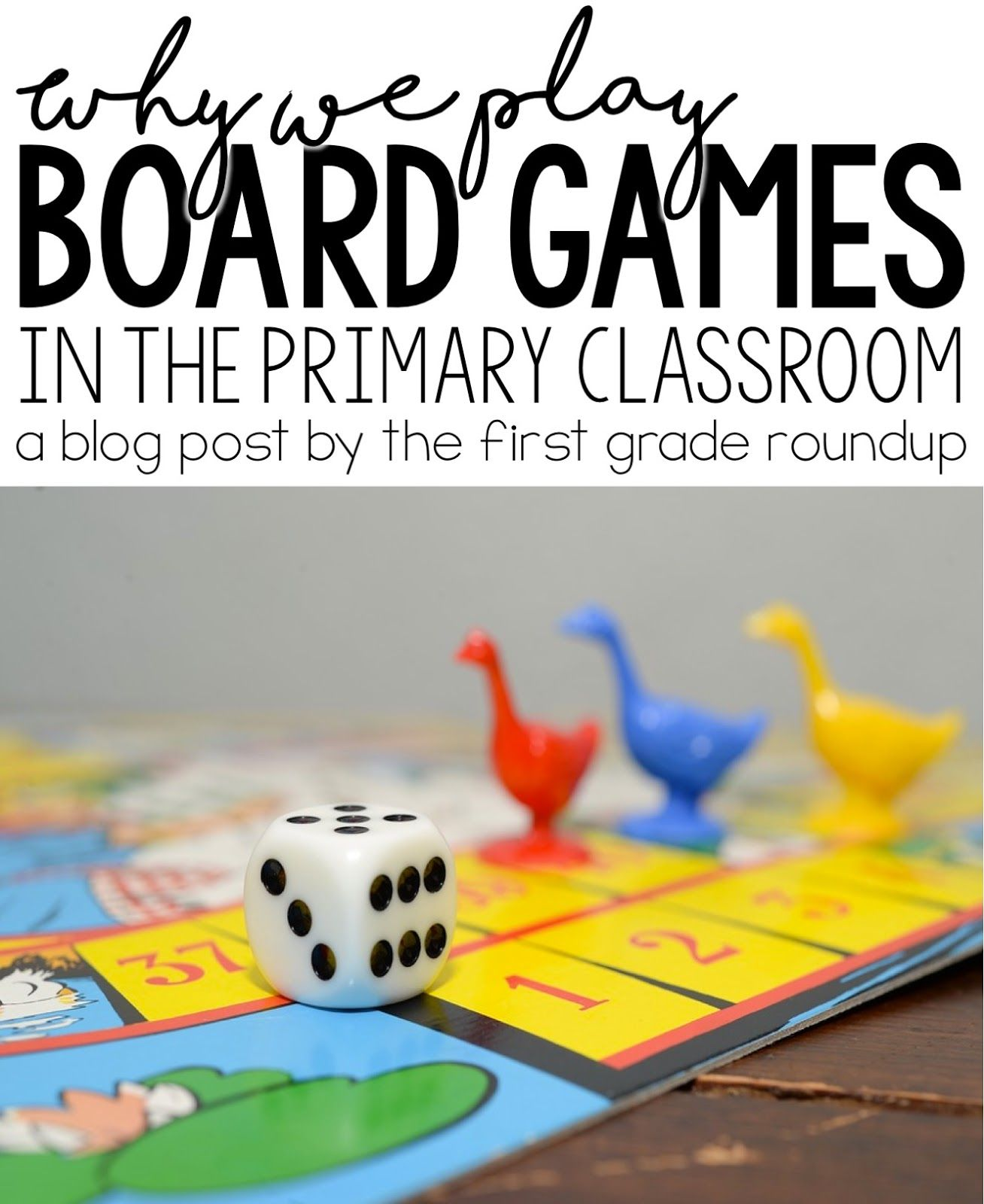 Why games are a must in the primary classroom primary classroom