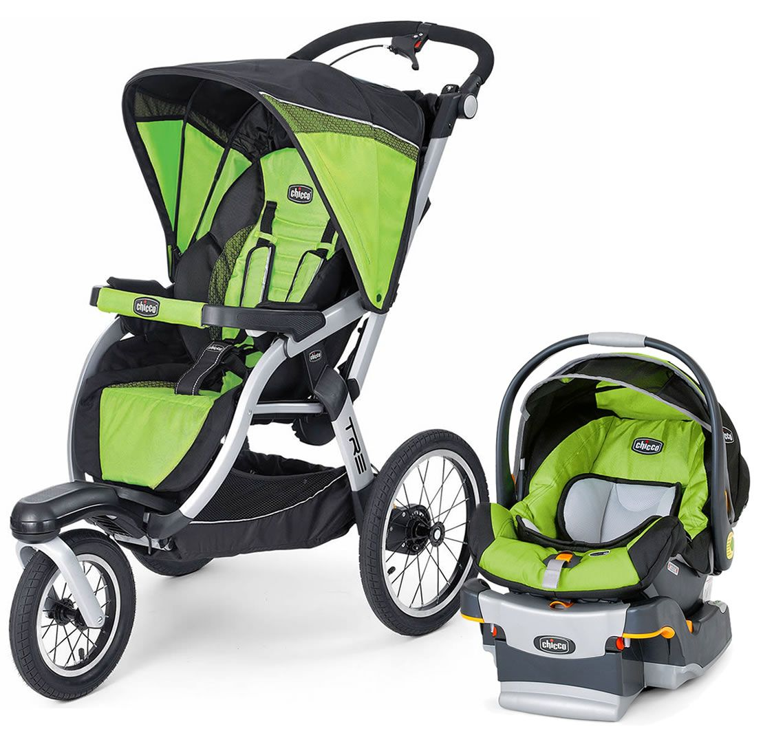Chicco Tre Keyfit Travel System Surge Baby Stuff