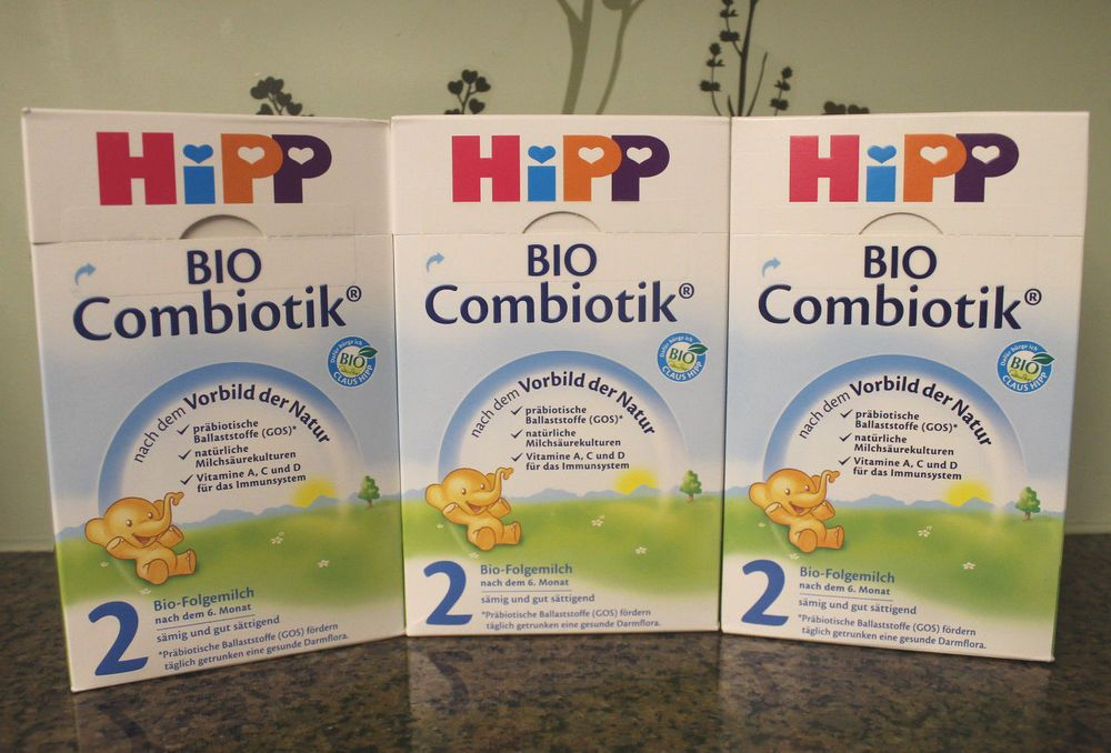 Free Expedited Ship 3 Boxes Hipp Stage 2 Organic Follow On Milk Combiotic Organic Baby Formula Baby Formula Mixer Baby Formula Coupons