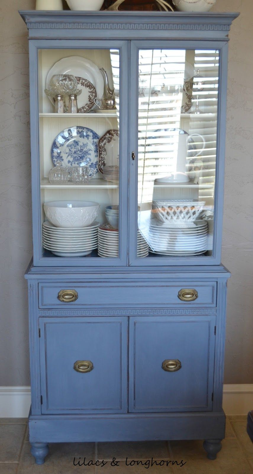 Easy furniture transformation adding legs lilacs and