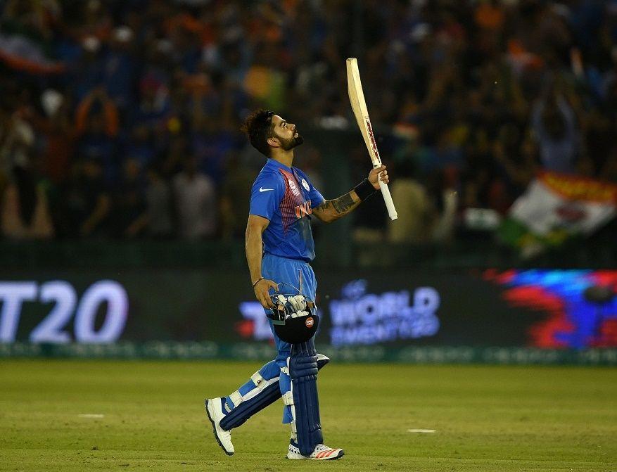 Virat Kohli 82 Runs Off 51 Balls Vs Australia In T20 World