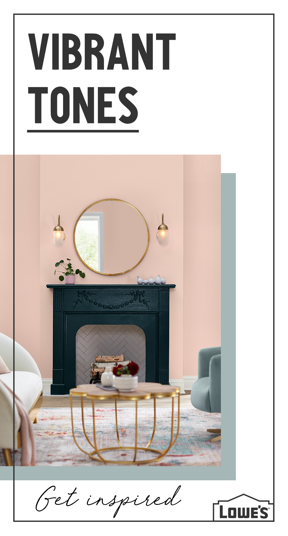 Add A Splash Of Color To Any Space In Your Home With Amazing Options Available At Lowes Com See Paint Colors For Living Room Living Room Sets Cute Room Decor