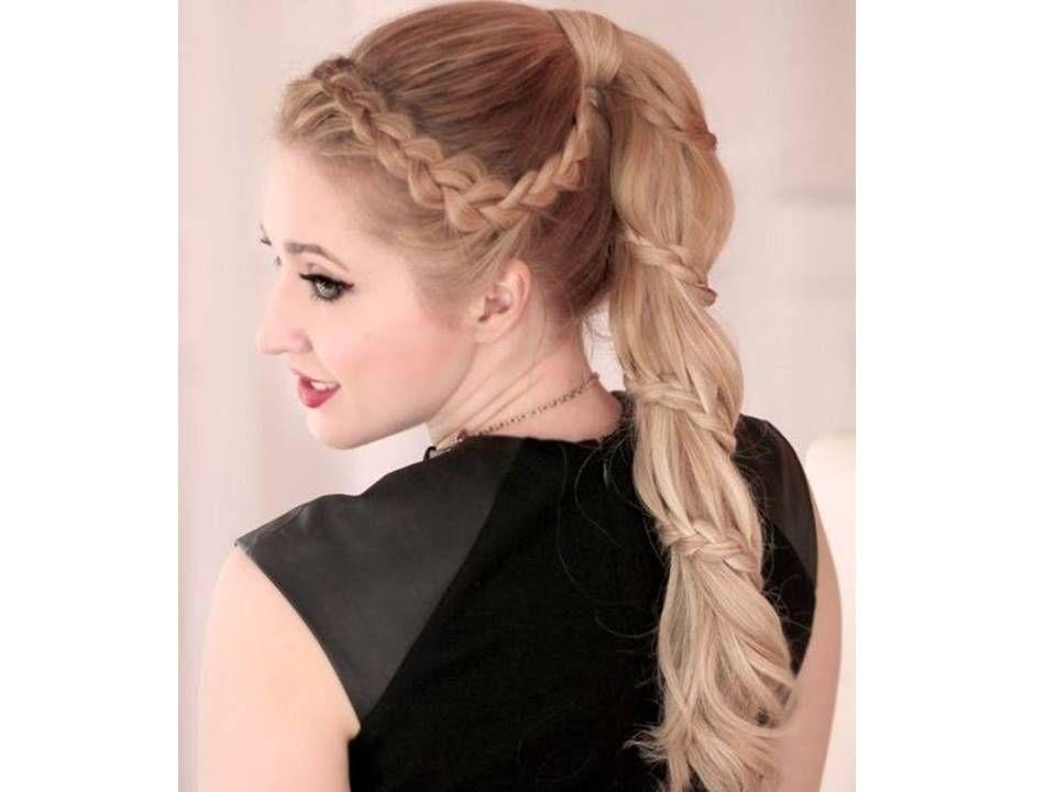 Peinados Faciles Y Bonitos Para Cabello Largo Paso A Paso Peinados