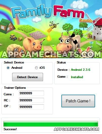 Family Farm Seaside Cheats, Guide, & Hack for RC, Coins, & OP - http://appgamecheats.com/family-farm-seaside-cheats-guide-hack-for-rc-coins-op/