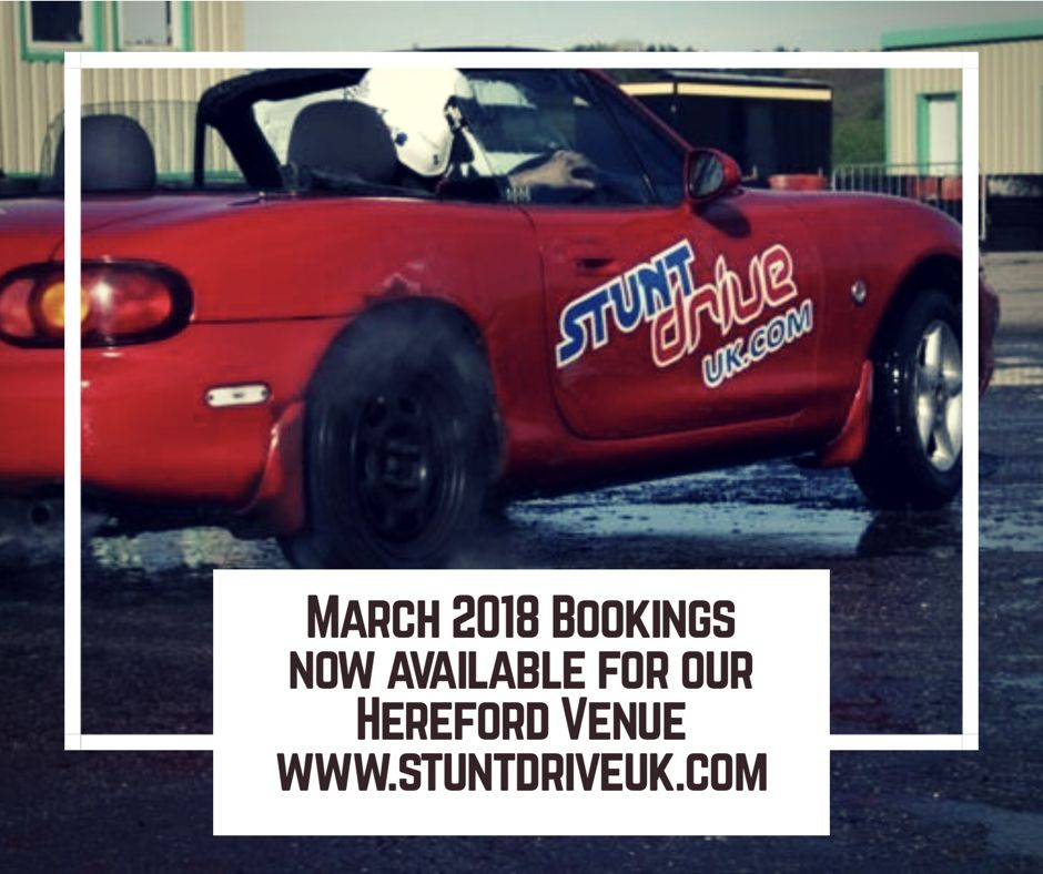 Pin On Stunt Driving Experience Days