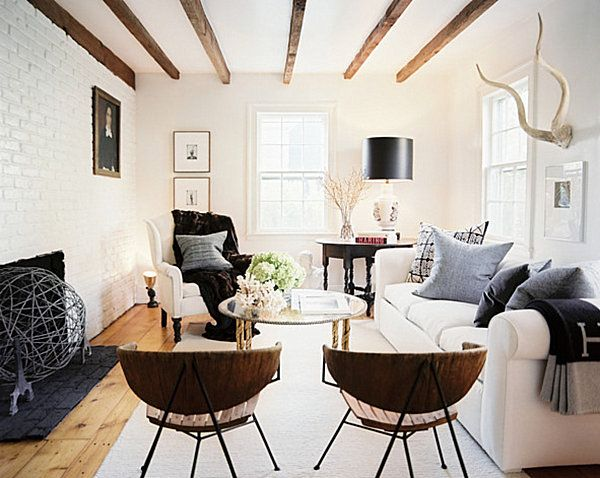 living room white walls. White furniture and white walls  Small living