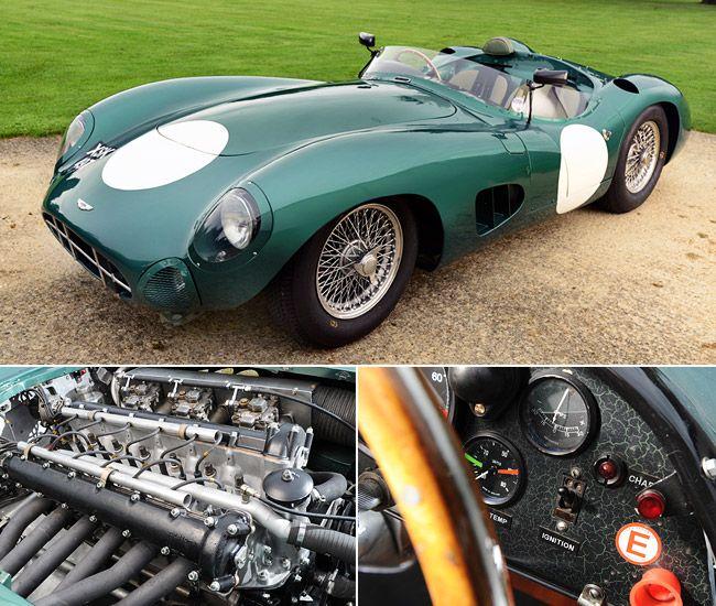 Aston Martin, Aston Martin Dbr1