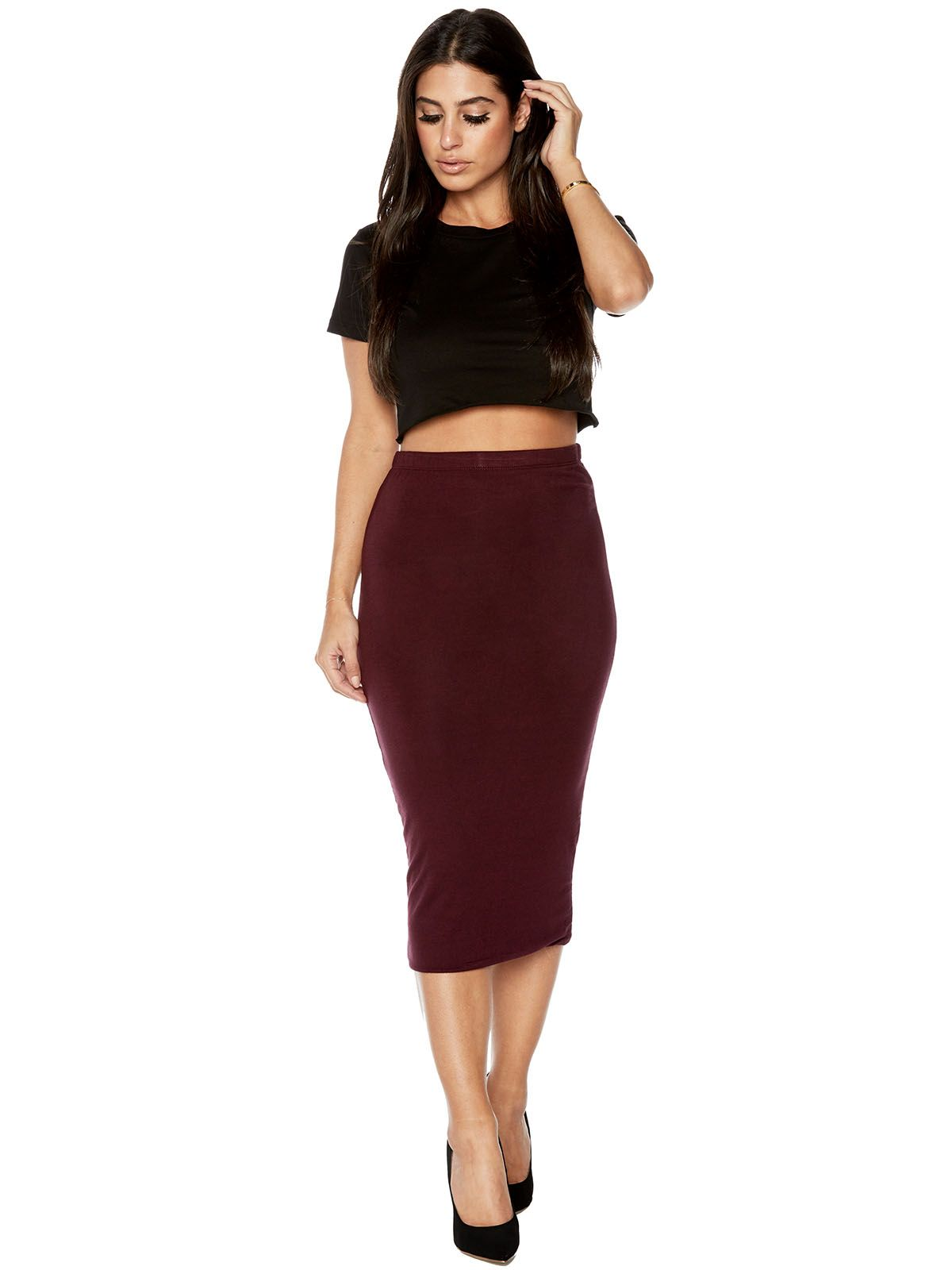 Not Gonna Wine About U Midi Skirt New Arrival