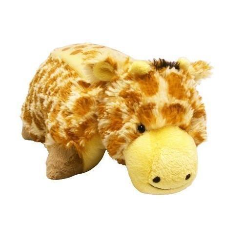 Pillow Pets Dream Lites Jolly Giraffe 11 New Animal Pillows Monkey Stuffed Animal Giraffe
