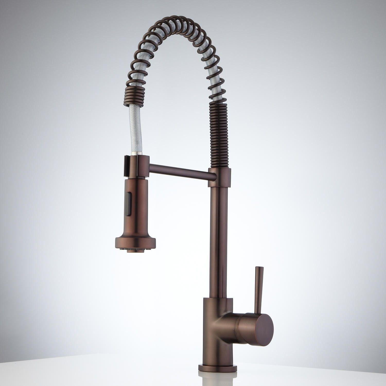 Brushed Bronze Wasserhahn Küche Überprüfen Sie mehr unter http ...