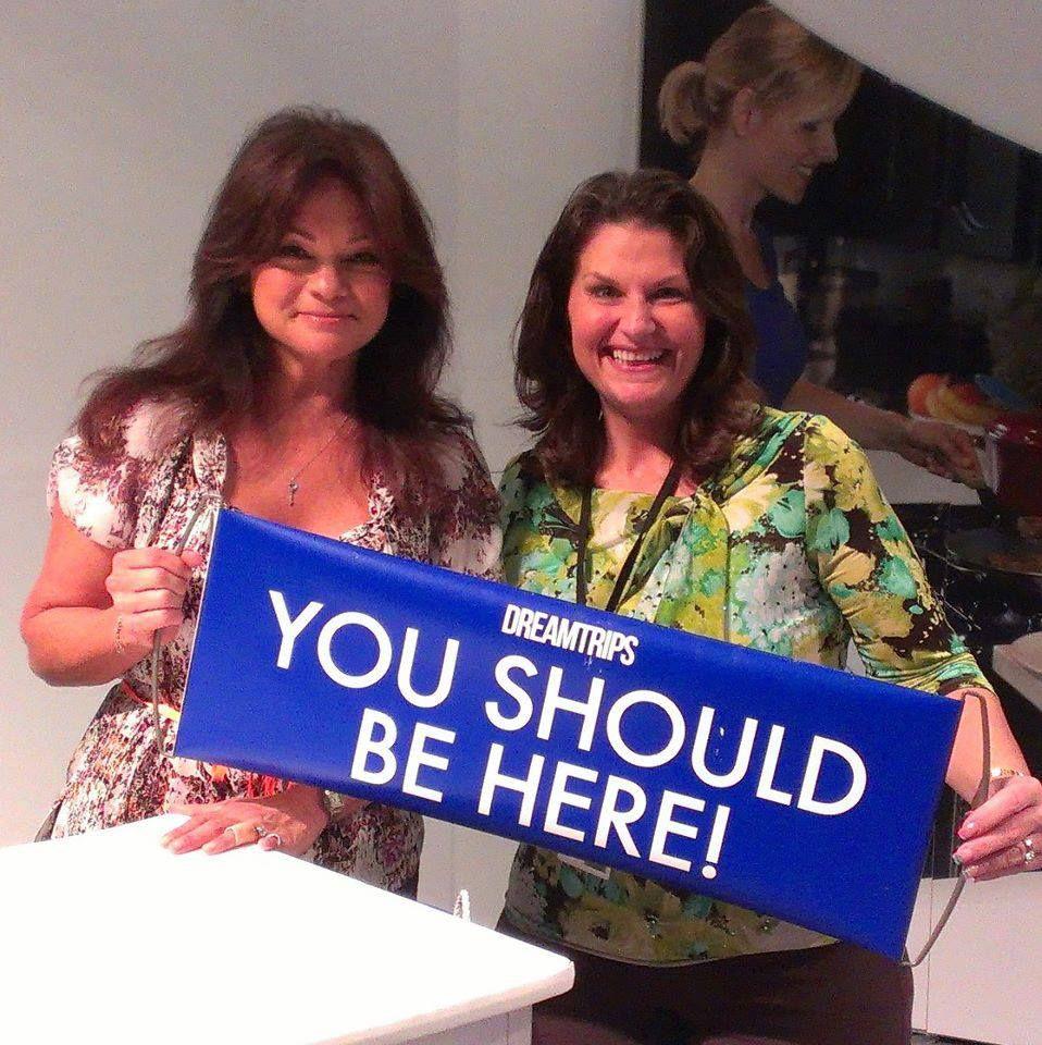 Club Corporate Travel: Valerie Bertinelli #worldventures #ysbh #youshouldbehere