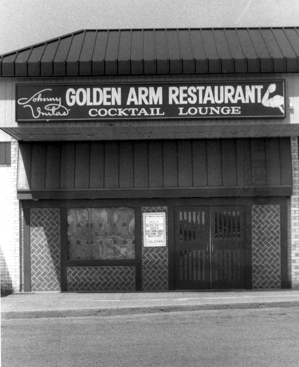 Johnny Unitas Restaurant See Best Of Photos Of The Nfl Football Legend Baltimore Restaurants Historic Baltimore Baltimore City
