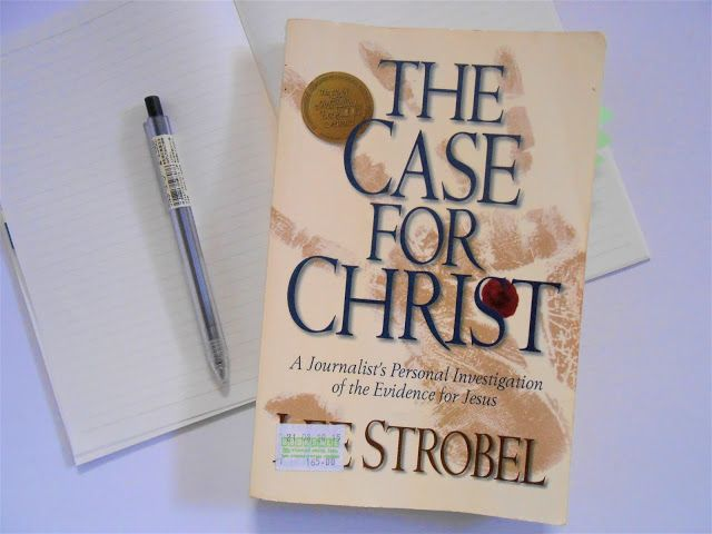 One Page At A Time The Case For Christ By Lee Strobel Book Review